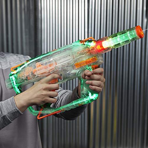 Nerf Evader Modulus Nerf motorised Light-Up Toy Blaster