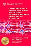 Physical, Spectroscopic and Thermal Characterization of Biofield Treated Fish Peptone (English Edition)