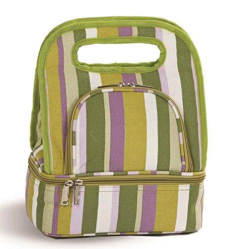 Picknick Plus psm-144gg Savoy Lunch Bag, Grün Pavillon Lime Rickey