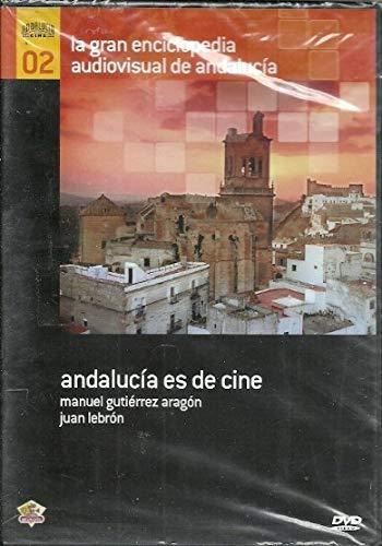 Andalucía es de Cine 02 - Arcos de la Frontera, Cabra - DVD Nuevo