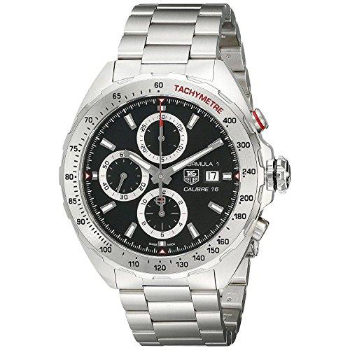 TAG Heuer Formula 1 - Reloj (Reloj de pulsera, Masculino, Acero, Acero inoxidable, Acero, Acero inoxidable)