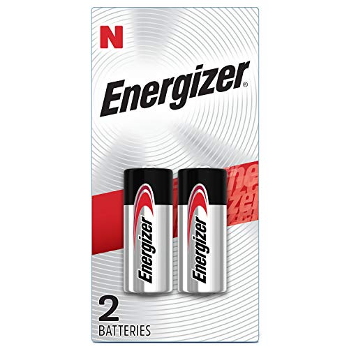 Energizer N Batteries, 2 count