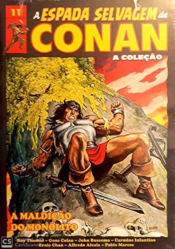 Coleção A Espada Selvagem de Conan - Volume 11