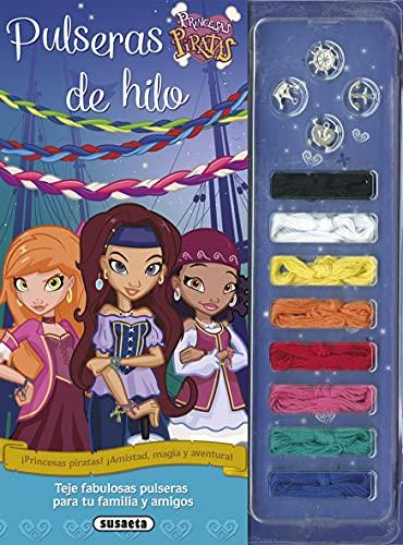 pulseras De Hilo (Princesas piratas)