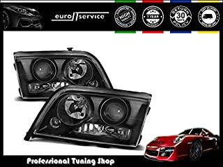 Best mercedes w202 projector headlights Reviews