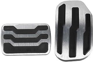 JIRENSHU Pastilla de Pedal de Freno Acelerador, para Ford F150 Pickup 2015-2019