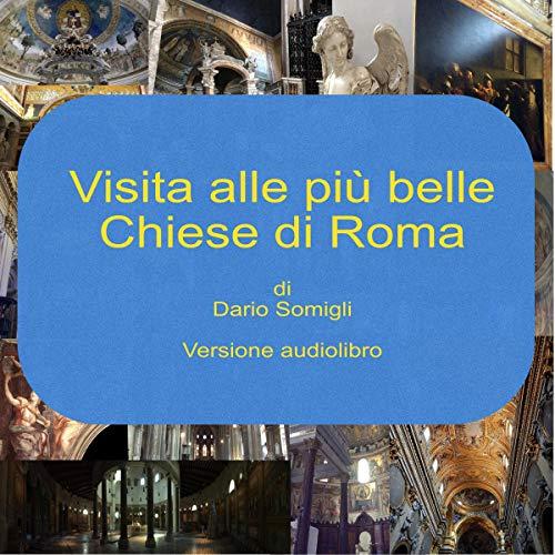 Le più belle chiese di Roma copertina