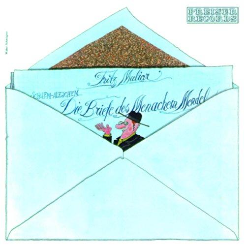 Die Briefe des Menachem Mendel Titelbild