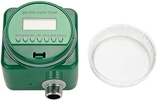 البستنة أداة الري المستشعر عرض LCD تلقائي ري المؤقت إلكتروني حديقة الري تحكم البستنة المياه المؤقت معدات السقي APcjerp