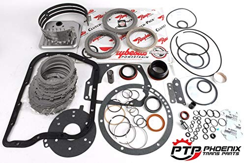 Compatible with Dodge Ram 48RE Transmission Master Rebuild Kit Raybestos GPZ Clutches Pro Band