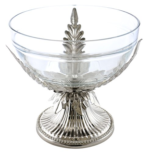 Three Star RS2670 Compote Serving Bowls, Clear
