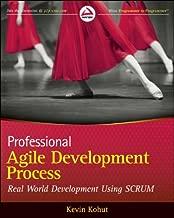 Professional Agile Development Process: Real World Development Using SCRUM