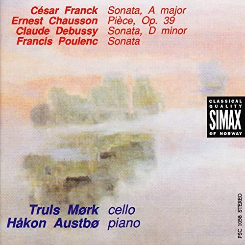 Sonata For Cello And Piano: Ballabile: Trés Animé Et Gai