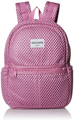 Skechers Women's Lunar Backpack, Medium Pink, One Size