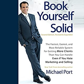 Book Yourself Solid, 2nd Edition cover art