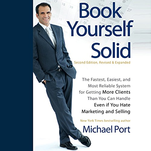 Book Yourself Solid, 2nd Edition audiobook cover art