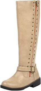 RAZAMAZA Women Classic Riding Boots Pull On Knee High Boots