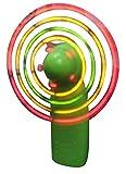 joka international GmbH 3 Hand- Ventilatoren Ventilator LED Beleuchtet Handventialtor versch. Farben
