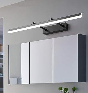 Zi Yang Led-spiegellamp, moderne kastlamp, instelbare badkamer, spiegellamp, IP20, waterdicht, geen flikkeren, wandlamp, m...