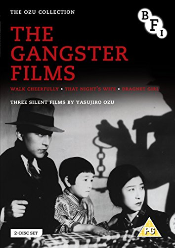 Ozu Collection - The Gangster Films (2-DVD) [UK Import]