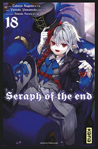 Seraph of the end, tome 18