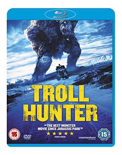 TrollHunter [Blu-ray] [Reino Unido]