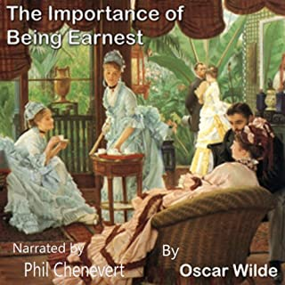 The Importance of Being Ernest cover art