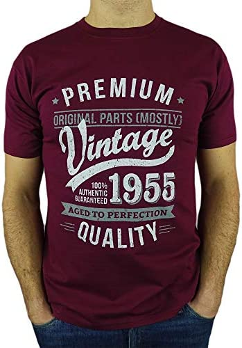 1955 Vintage Year - Aged to Perfection