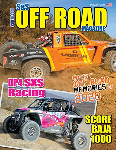 S&S Off Road Magazine January 2021 Book Version (S&S Off Road Magazine Book Series)