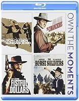 Butch Cassidy & Sundance Kid / Comancheros [Blu-ray] [Import]