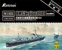 フライホークモデル 1/700 イギリス海軍 HMS L級驅逐艦 リージョン 1941 限定版 プラモデル