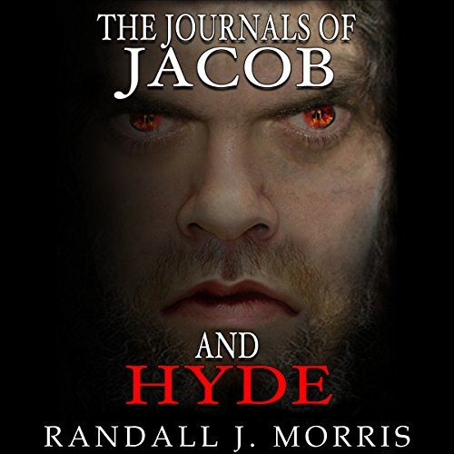 The Journals of Jacob and Hyde audiobook cover art