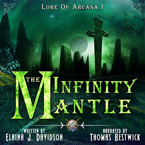 The Infinity Mantle audiobook cover art