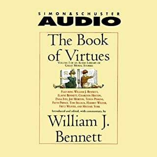 The Book of Virtues, Volume I audiobook cover art