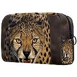 Bolsa de maquillaje de dibujos animados bolsa de cosméticos impresa artículos de tocador bolsas de viaje bolsas de cosméticos para mujeres signo de calavera