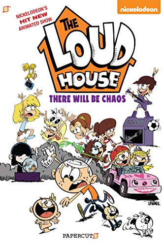 Loudhouse #1: There Will Be Chaos