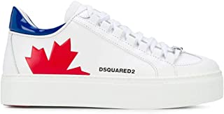 DSQUARED2 Luxury Fashion Donna SNW002001501654M1747 Bianco Sneakers |