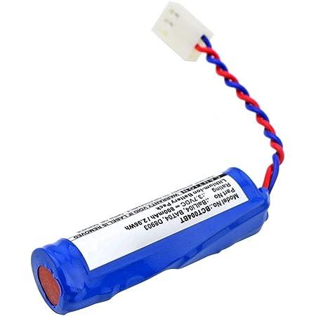 DP8122X SH146AX subtel/® Batterie Premium Compatible avec DAITEM D14111X BatLi05 1600mAh Accu Rechange Remplacement D14202X