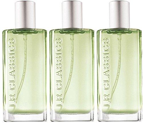 LR Classics Boston Eau de Parfum für Männer (3x 50 ml)