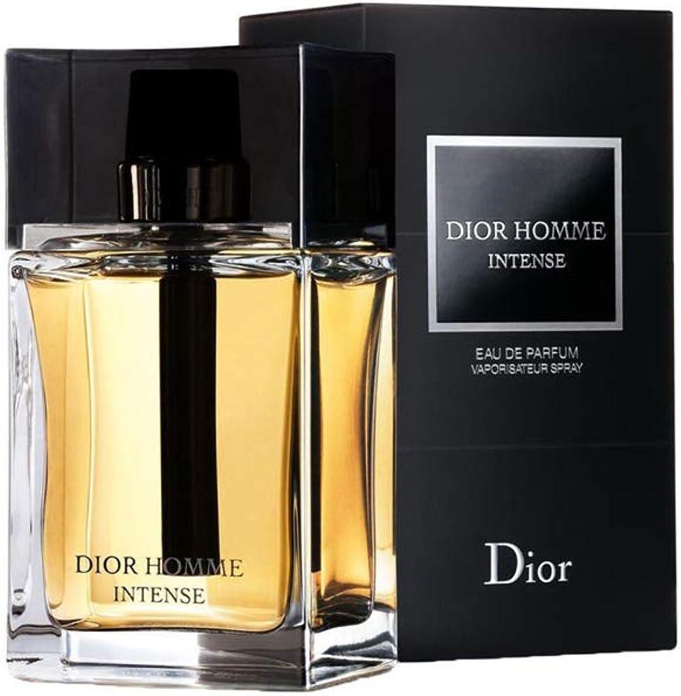 Christian dior homme intense, eau de parfum, profumo per uomo, 100 ml 3CW1902