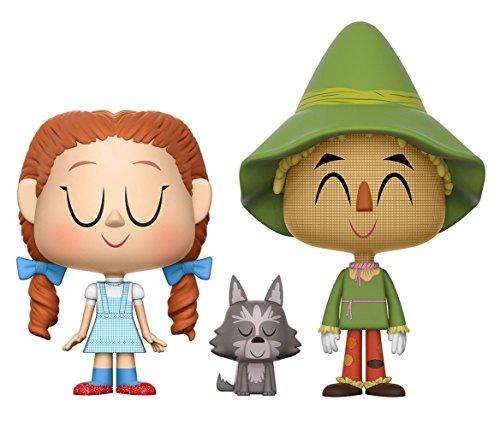 Vynl: Disney: El mago de Oz: Dorothy con Toto & The Scarecrow