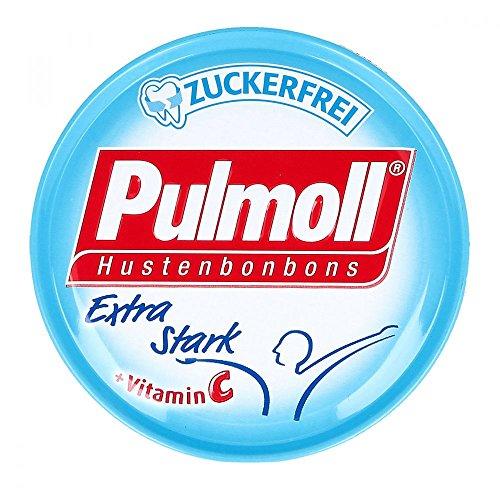 Pulmoll Pastillen extra stark + Vitamin C zuckerfrei, 50 g Snoepjes