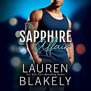The Sapphire Affair audiobook cover art