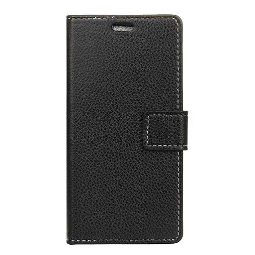 PU Leder Etui Hülle im Bookstyle Handy Tasche für Doogee X30 Schutzhülle Schale Flip Cover Wallet Hülle (KZN-16#)
