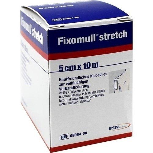 Fixomull Stretch 10 m x 5 cm verband, 1 st.