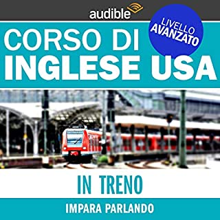 In treno (Impara parlando) copertina