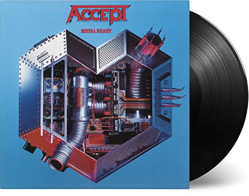 Metal Heart [180 gm LP vinyl] [Vinilo]