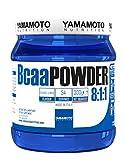 Yamamoto Nutrition Baca Powder 8:1:1 Suplemento de Aminoácidos Ramificados, Naranja Limón - 300 gr