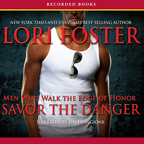 Savor the Danger cover art