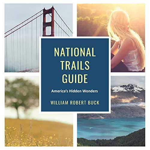 『National Trails Guide: America's Hidden Wonders』のカバーアート